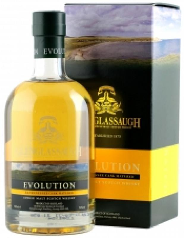 "Glenglassaugh, ""Evolution"", gift box"