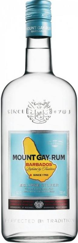 "Mount Gay, ""Silver"""