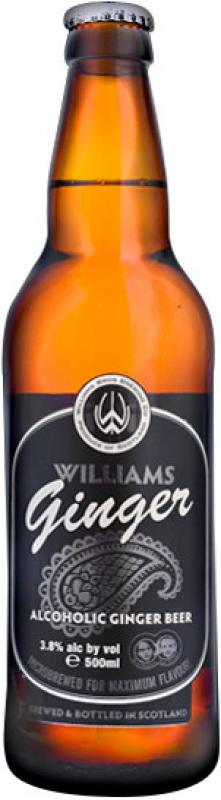 "Williams, ""Ginger Beer"""