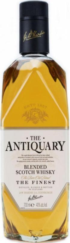 """The Antiquary"" Finest"