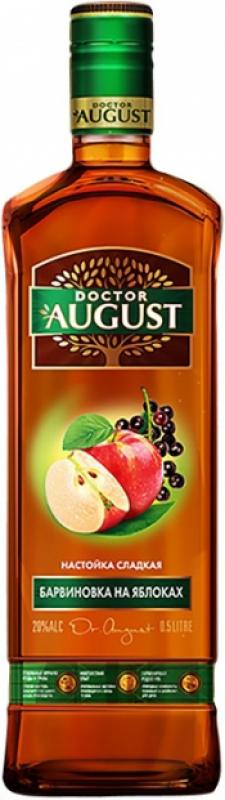 """Doctor August"" Barvinovka on Apples"