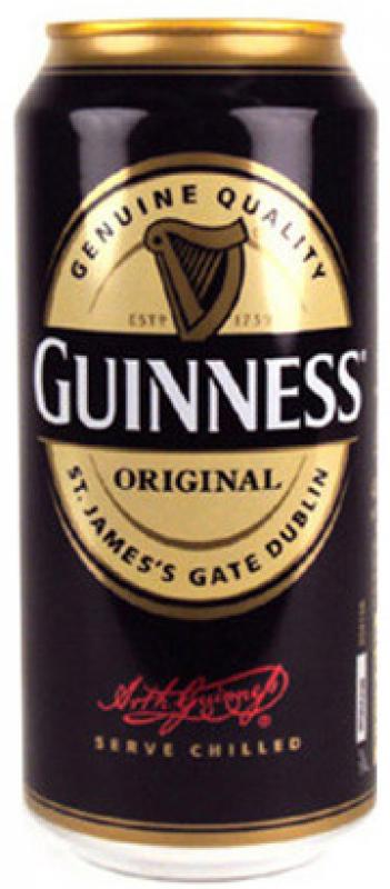 """Guinness"" Original, in can"