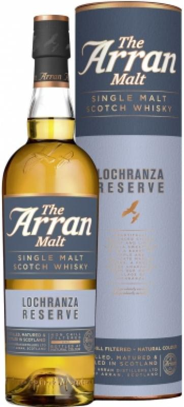 "Arran, ""Lochranza"" Reserve, in tube"