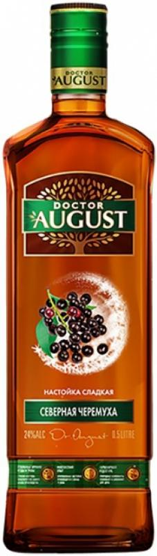 """Doctor August"" North Bird-Cherry"