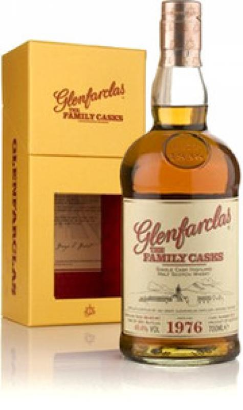 Glenfarclas 1976 Family Casks, in gift box
