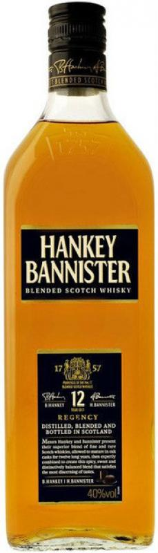 """Hankey Bannister"" 12 Years Old"