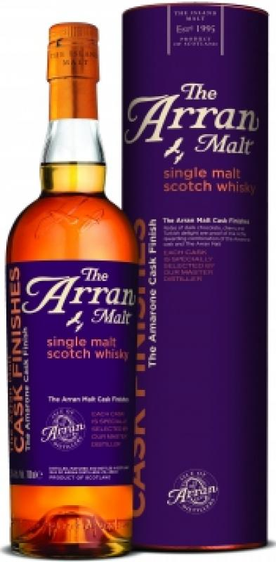 Arran Amarone Cask Finish, in tube