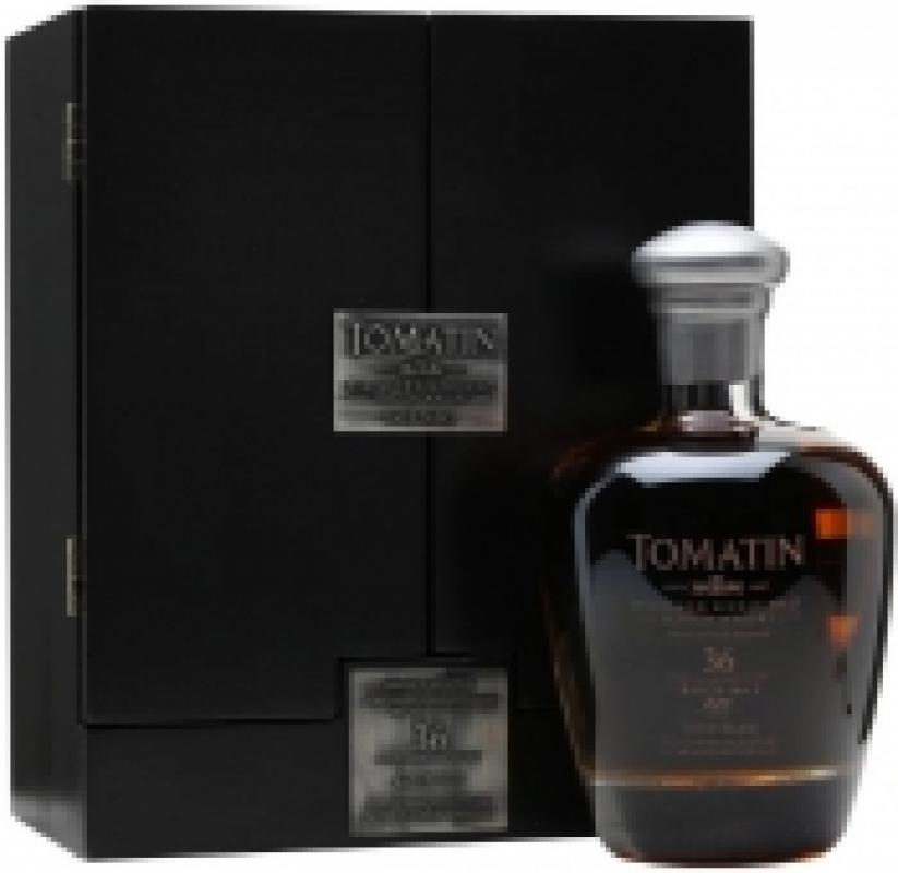 Tomatin 36 Year Old, gift box