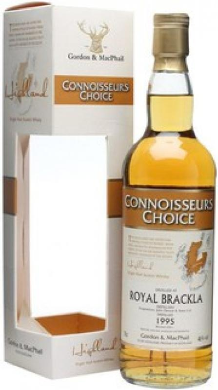 "Royal Brackla ""Connoisseur's Choice"", 1995, gift box,"
