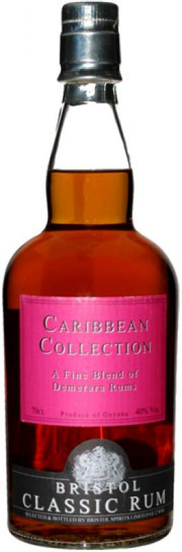 "Bristol Classic Rum, ""Caribbean Collection"""