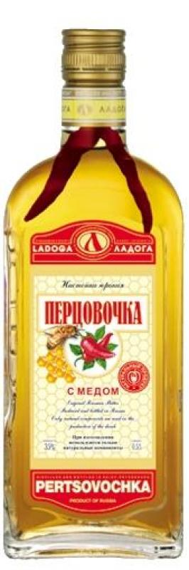 """Pertsovochka with honey"""