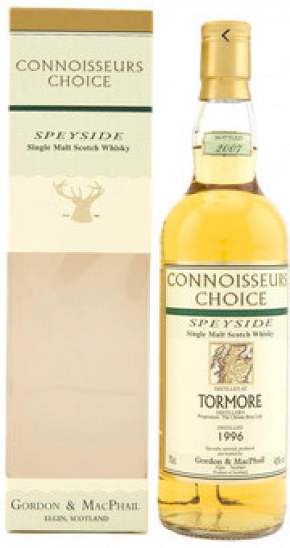 "Tormore ""Connoisseur's Choice"", 1996, gift box"