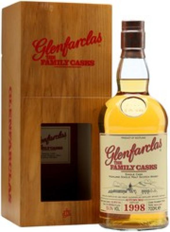 Glenfarclas 1998 Family Casks (59.2%), in gift box