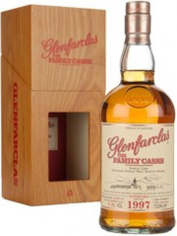 Glenfarclas 1997 Family Casks, in gift box