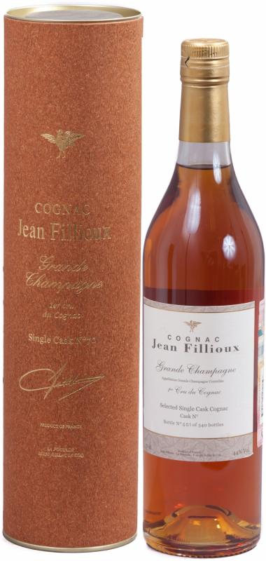 "Jean Fillioux Selected Single Cask Cognac ""Cask No 73"""