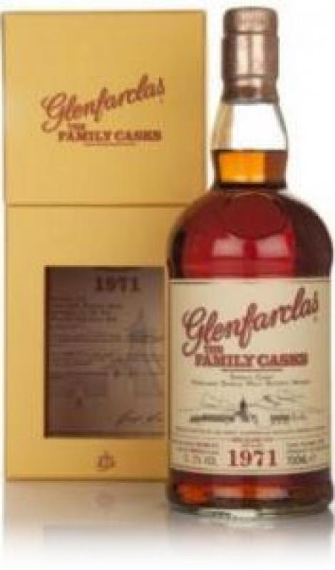 Glenfarclas 1971 Family Casks, in gift box