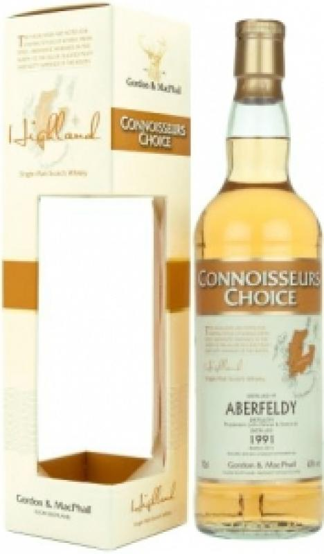 "Aberfeldy ""Connoisseur's Choice"", 1991, gift box"