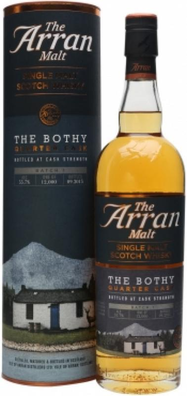 "Arran, ""The Bothy"" Quarter Cask, in tube"