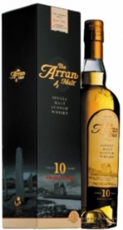 Arran 10 years, gift box