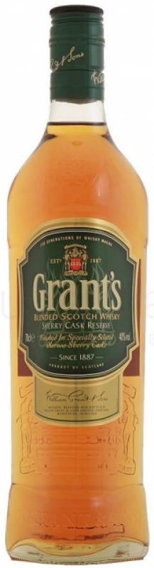 Grant's, Sherry Cask Reserve