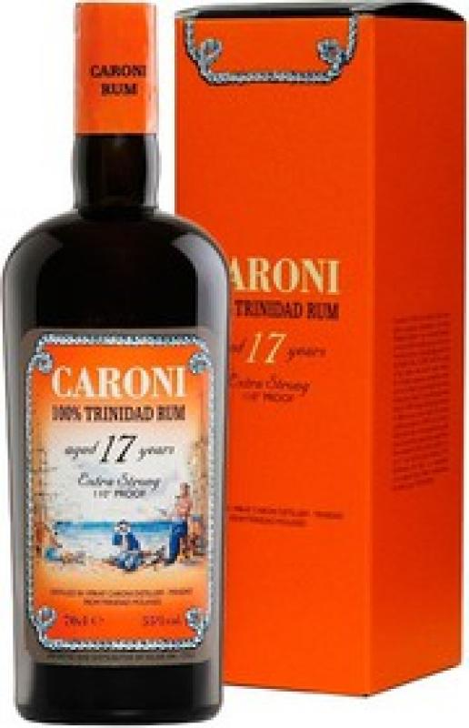 """Caroni"" 17 Years Old, gift box"