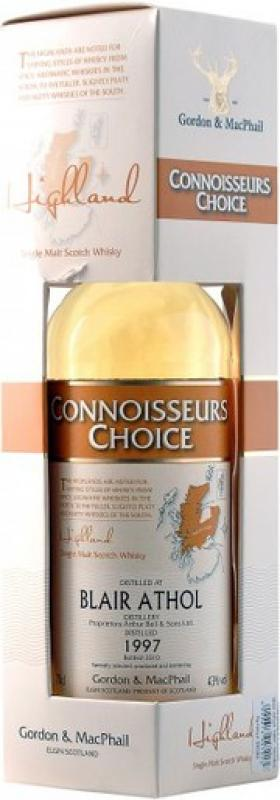 "Blair Atholl ""Connoisseur's Choice"", 1997, gift box"