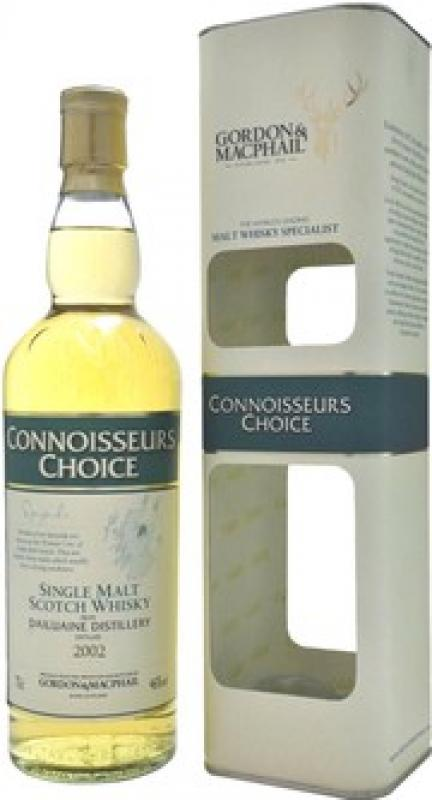 "Dailuaine ""Connoisseur's Choice"", 2002, gift box"