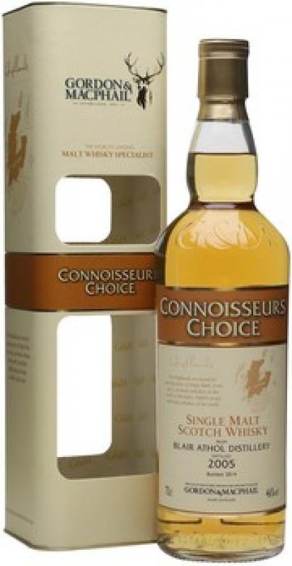 "Blair Atholl ""Connoisseur's Choice"", 2005, gift box"