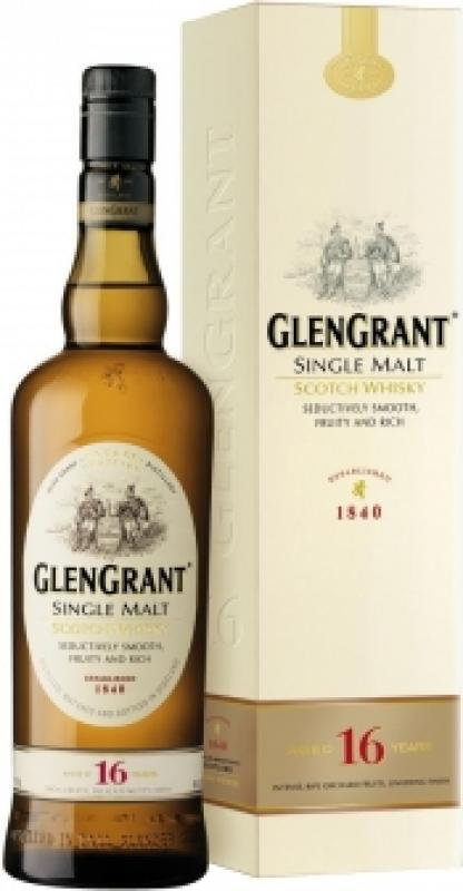 Glen Grant 16 Years Old, gift box