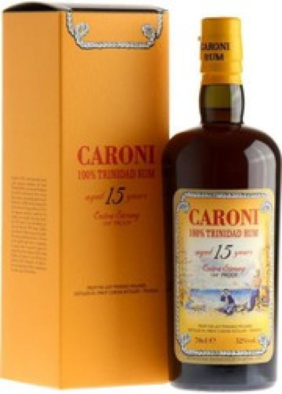 """Caroni"" 15 Years Old, gift box"