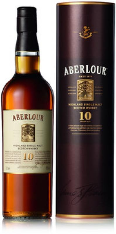 Aberlour 10 Years Old, gift box