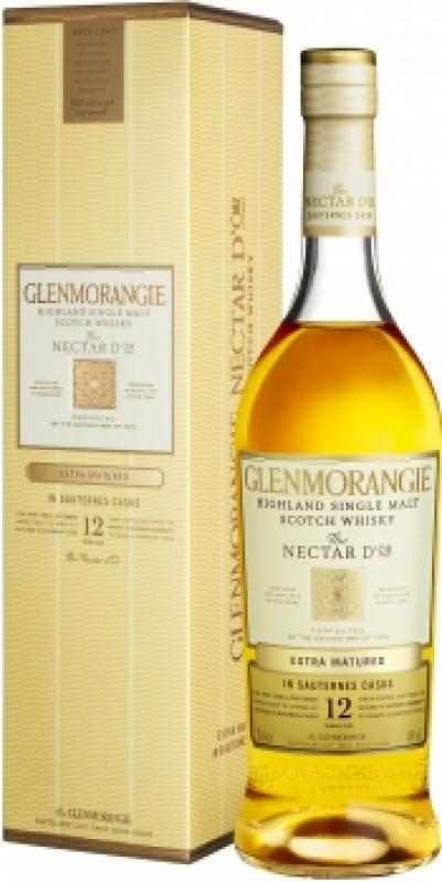 "Glenmorangie ""The Nectar d'Or"", in gift box"