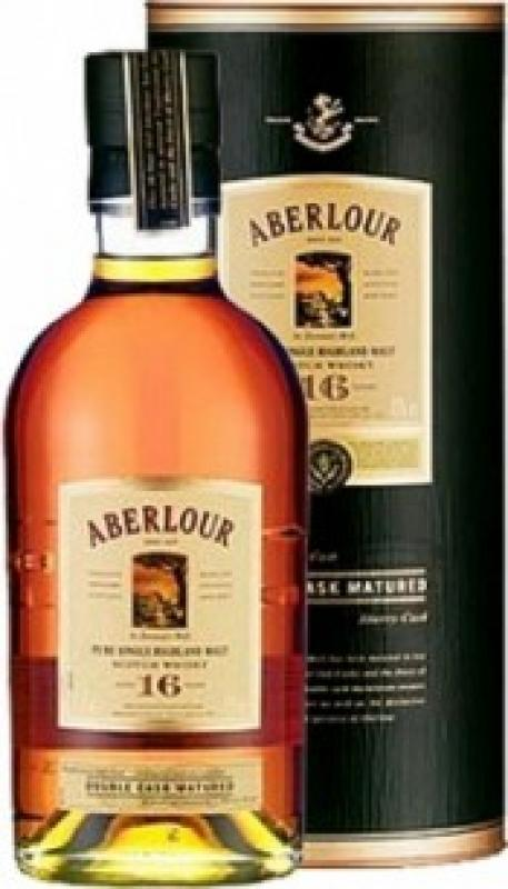 Aberlour 16 Years Old, gift box