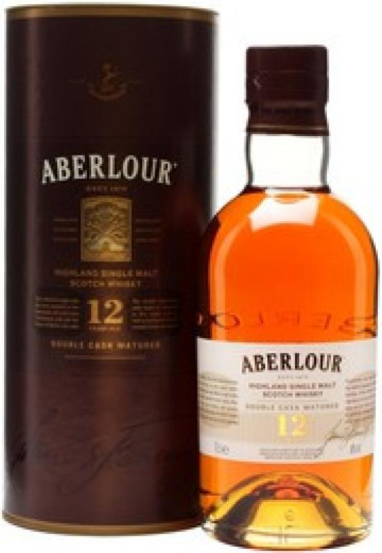 Aberlour 12 Years Old (40%), in tube