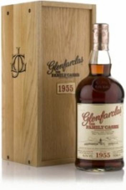 Glenfarclas 1955 Family Casks, in wooden box