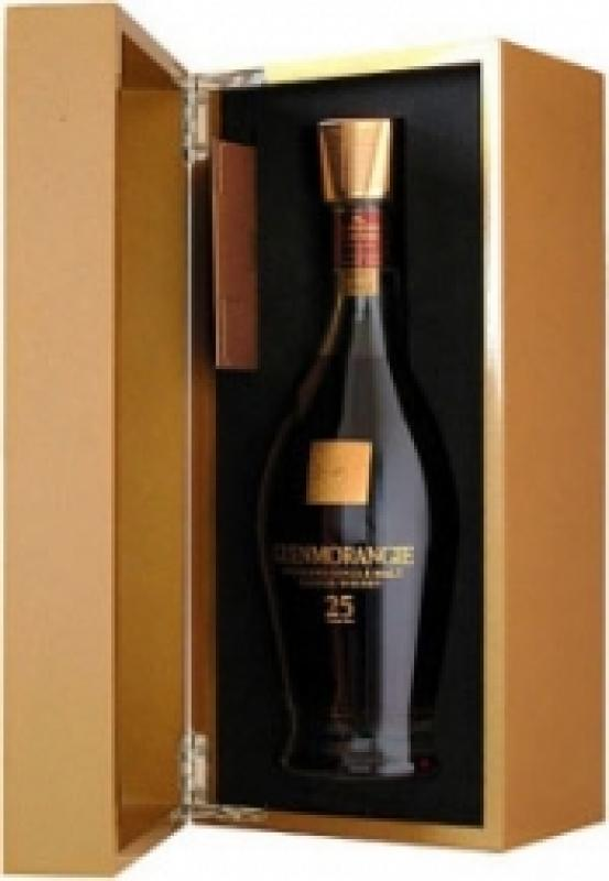 Glenmorangie 25 YO, in gift box