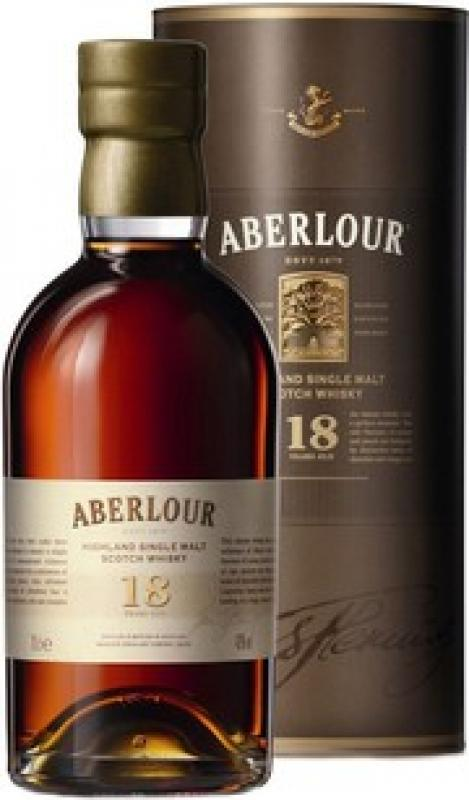 Aberlour 18 Years Old, in tube