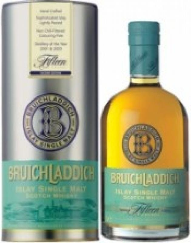 Bruichladdich 15 years, In Tube