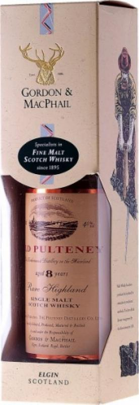 "Gordon & Macphail, ""Old Pulteney"" 8 Years Old, gift box"
