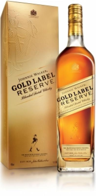 Gold Label Reserve, gift box