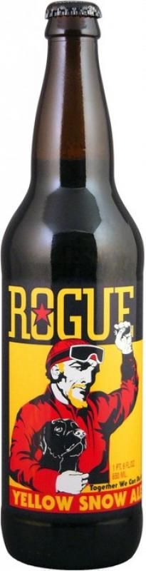 "Rogue, ""Yellow Snow"""