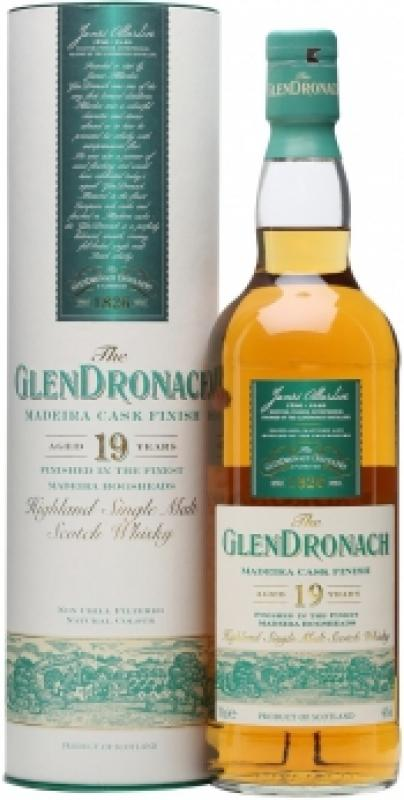 "Glendronach ""Madeira Finish"", 19 Years Old, in tube"