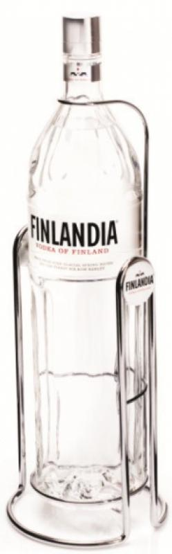 """Finlandia"", with cradle"