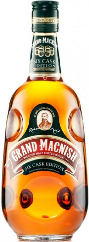 """Grand Macnish"" Six Cask Edition"