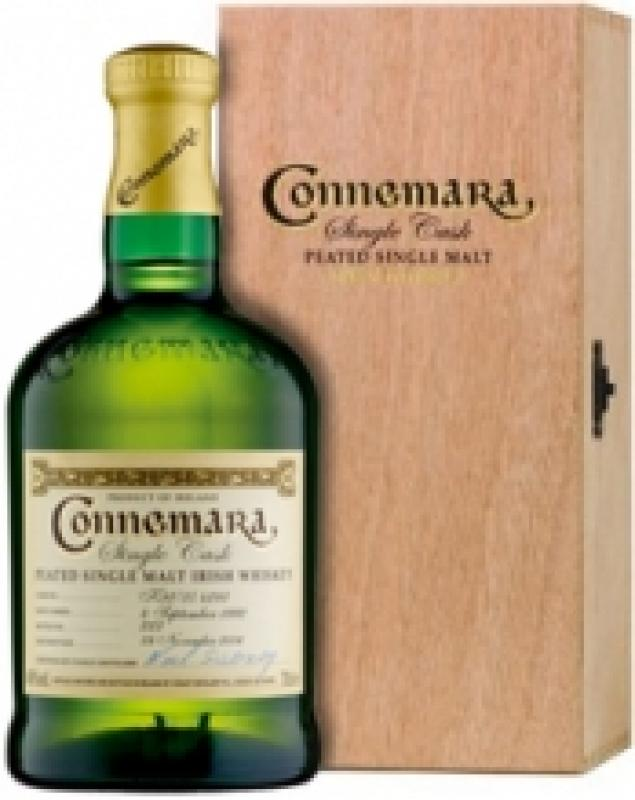 """Connemara"" Single Cask, gift box"
