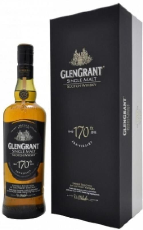 "Glen Grant ""170th Anniversary"", gift box"
