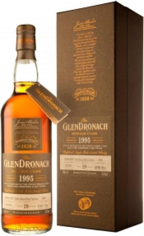 "Glendronach, ""Single Cask"" Pedro Ximenez Sherry Puncheon (54.5%), 19 Years Old, 1995, gift box"