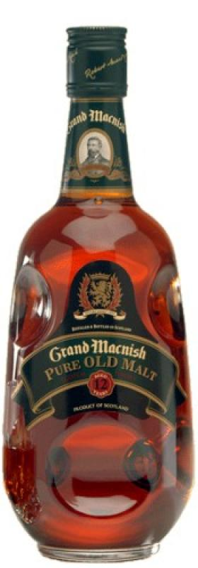 Grand Macnish Pure Old Malt 12 Years