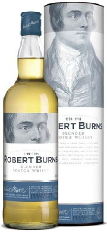 Robert Burns Blend, In Tube