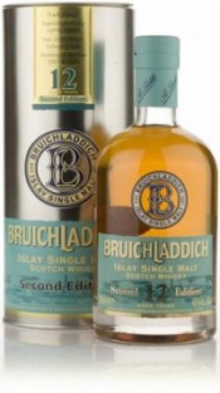 Bruichladdich 12 years, In Tube